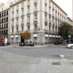 Отель Escala Ópera - Adults Only Испания, Мадрид - отзывы, цены и фото номеров - забронировать отель Escala Ópera - Adults Only онлайн парковка