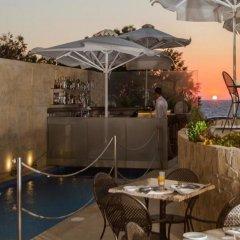 Отель Bellevue Suites Греция, Родос - отзывы, цены и фото номеров - забронировать отель Bellevue Suites онлайн бассейн фото 2