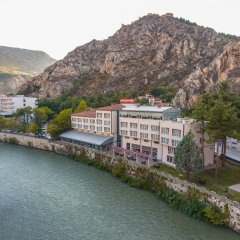 Buyuk Amasya Oteli Турция, Амасья - отзывы, цены и фото номеров - забронировать отель Buyuk Amasya Oteli онлайн приотельная территория