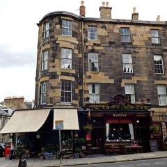 Отель Bright New Town 2 bed Apt - 5 Mins to Princes St Великобритания, Эдинбург - отзывы, цены и фото номеров - забронировать отель Bright New Town 2 bed Apt - 5 Mins to Princes St онлайн городской автобус