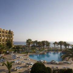 Отель Venus Beach Hotel Кипр, Пафос - 3 отзыва об отеле, цены и фото номеров - забронировать отель Venus Beach Hotel онлайн балкон
