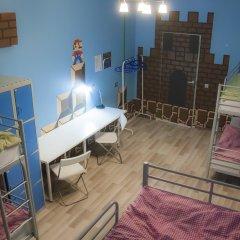 Гостиница Хостел Smile в Санкт-Петербурге 5 отзывов об отеле, цены и фото номеров - забронировать гостиницу Хостел Smile онлайн Санкт-Петербург комната для гостей фото 4