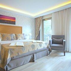 Waw Hotel Galataport комната для гостей