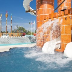 Отель Seadust Cancun Family Resort бассейн фото 2