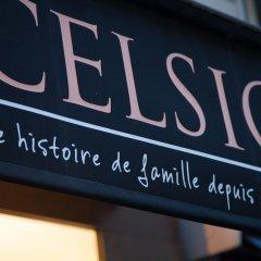 Отель Excelsior Opera Париж гостиничный бар
