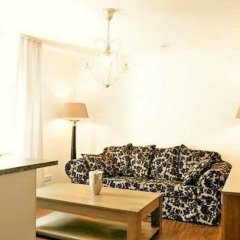 Отель Sopolitan Suites & Apartments GmbH Германия, Франкфурт-на-Майне - отзывы, цены и фото номеров - забронировать отель Sopolitan Suites & Apartments GmbH онлайн комната для гостей фото 2