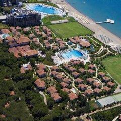 Attaleia Holiday Village Hotel Турция, Белек - отзывы, цены и фото номеров - забронировать отель Attaleia Holiday Village Hotel онлайн пляж
