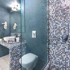 Отель Santorini Kastelli Resort Греция, Остров Санторини - отзывы, цены и фото номеров - забронировать отель Santorini Kastelli Resort онлайн ванная