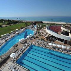 Отель Kirman Belazur Resort And Spa Богазкент бассейн фото 2