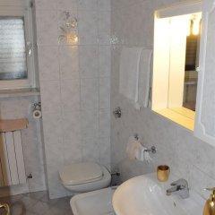 Отель Vittoriano Италия, Турин - отзывы, цены и фото номеров - забронировать отель Vittoriano онлайн ванная фото 2