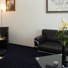 Отель H&S Belmondo Leipzig Airport комната для гостей фото 5