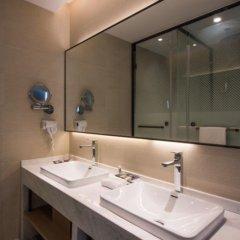Отель Mercure Shanghai Hongqiao Railway Station ванная фото 2
