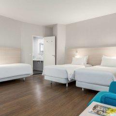 Отель Nh Amsterdam City Centre Амстердам комната для гостей фото 4