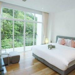 Отель Wabi-Sabi Kamala Falls Boutique Residences Phuket комната для гостей