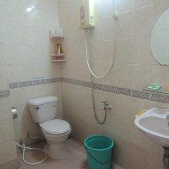 Отель Lam Hung Ky Motel ванная фото 2