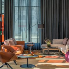 Отель Andaz Munich Schwabinger Tor - a concept by Hyatt интерьер отеля фото 3