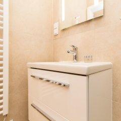 Отель CheckVienna - Lainzer Straße Австрия, Вена - отзывы, цены и фото номеров - забронировать отель CheckVienna - Lainzer Straße онлайн ванная