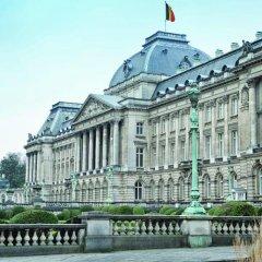 Отель Qbic Brussels Брюссель фото 3