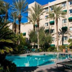 Отель Silver Sevens Hotel & Casino США, Лас-Вегас - отзывы, цены и фото номеров - забронировать отель Silver Sevens Hotel & Casino онлайн бассейн