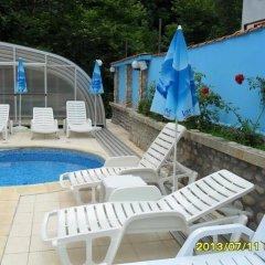 Отель Prim Hotel Болгария, Сандански - отзывы, цены и фото номеров - забронировать отель Prim Hotel онлайн бассейн фото 2