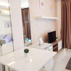 Отель Amazon Condo & Water Park Pattaya Паттайя комната для гостей фото 2