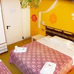 Отель Riccione Beach Hotel Италия, Риччоне - 5 отзывов об отеле, цены и фото номеров - забронировать отель Riccione Beach Hotel онлайн комната для гостей фото 2