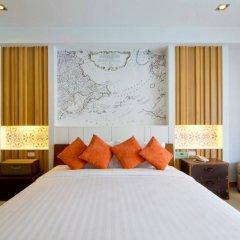 Отель Welcome World Beach Resort & Spa Таиланд, Паттайя - отзывы, цены и фото номеров - забронировать отель Welcome World Beach Resort & Spa онлайн комната для гостей фото 3