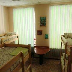 Хостел Delil Киев комната для гостей фото 4