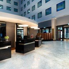 Отель Crowne Plaza London Heathrow T4 Великобритания, Лондон - отзывы, цены и фото номеров - забронировать отель Crowne Plaza London Heathrow T4 онлайн интерьер отеля фото 3