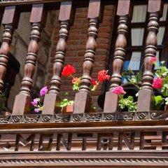 Отель Posada Real La Montañesa гостиничный бар