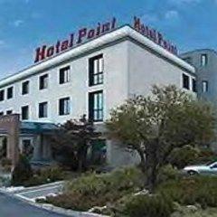 Отель Point Hotel Conselve Италия, Консельве - отзывы, цены и фото номеров - забронировать отель Point Hotel Conselve онлайн вид на фасад