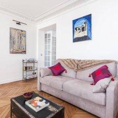 Отель onefinestay - Batignolles Apartments Франция, Париж - отзывы, цены и фото номеров - забронировать отель onefinestay - Batignolles Apartments онлайн комната для гостей фото 3