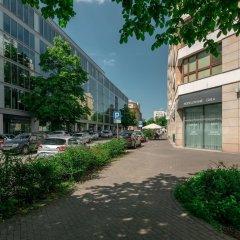 Апартаменты Chill Apartments Warsaw Center парковка