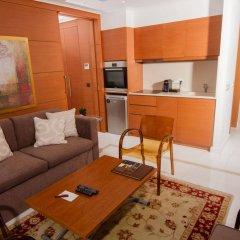 Отель Bellevue Suites Греция, Родос - отзывы, цены и фото номеров - забронировать отель Bellevue Suites онлайн комната для гостей фото 4