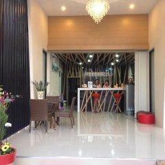 Отель Chitra Suite Паттайя помещение для мероприятий
