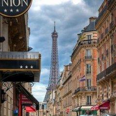 Отель Elysées Union Франция, Париж - 8 отзывов об отеле, цены и фото номеров - забронировать отель Elysées Union онлайн