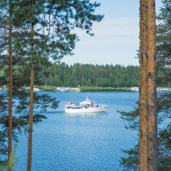 Отель Imatran Kylpylä Финляндия, Иматра - 14 отзывов об отеле, цены и фото номеров - забронировать отель Imatran Kylpylä онлайн приотельная территория