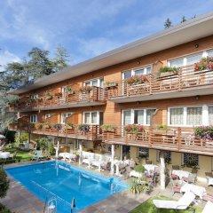 Отель Aster Италия, Меран - отзывы, цены и фото номеров - забронировать отель Aster онлайн вид на фасад