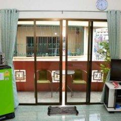 Отель Pattaya Holiday Lodge Паттайя интерьер отеля фото 3