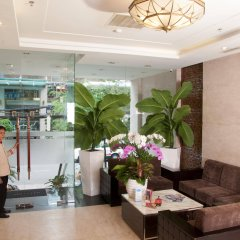 White Lotus Hotel интерьер отеля