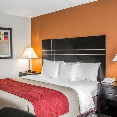 Отель Comfort Inn North Conference Center комната для гостей фото 5