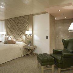 Tschuggen Grand Hotel Arosa комната для гостей