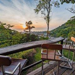 Отель Kanita Resort And Camping балкон