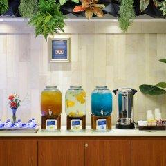 Отель Centre Point Pratunam Бангкок питание