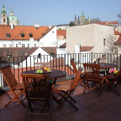 Отель Pod Veží Прага балкон