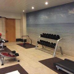 Отель Horitzó Испания, Бланес - отзывы, цены и фото номеров - забронировать отель Horitzó онлайн фитнесс-зал фото 4