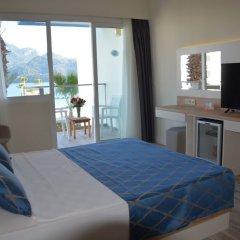 Fortezza Beach Resort Турция, Мармарис - отзывы, цены и фото номеров - забронировать отель Fortezza Beach Resort онлайн комната для гостей фото 5