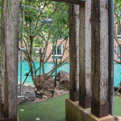 Отель Atlantis Condo спортивное сооружение