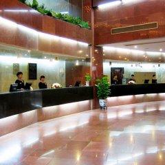 Отель The Twenty-first Century Hotel - Beijing Китай, Пекин - отзывы, цены и фото номеров - забронировать отель The Twenty-first Century Hotel - Beijing онлайн интерьер отеля фото 3