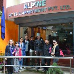 Отель Alpine Hotel & Apartment Непал, Катманду - отзывы, цены и фото номеров - забронировать отель Alpine Hotel & Apartment онлайн развлечения